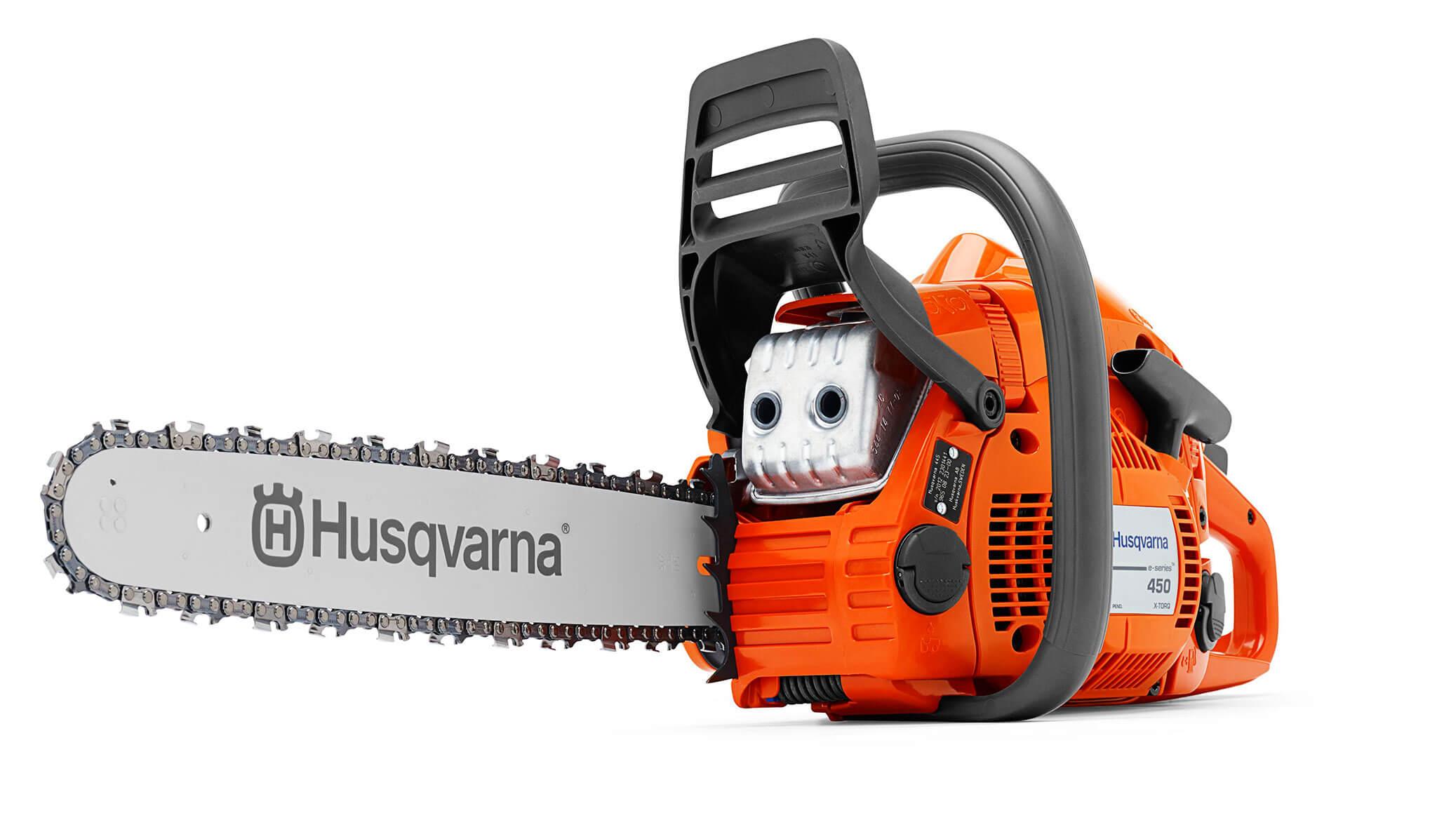 """Бензопила Husqvarna 450e II 15"""""""