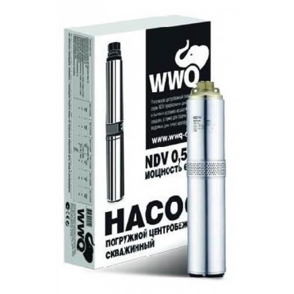 Насос центробежный WWQ NDV 0.5/32P