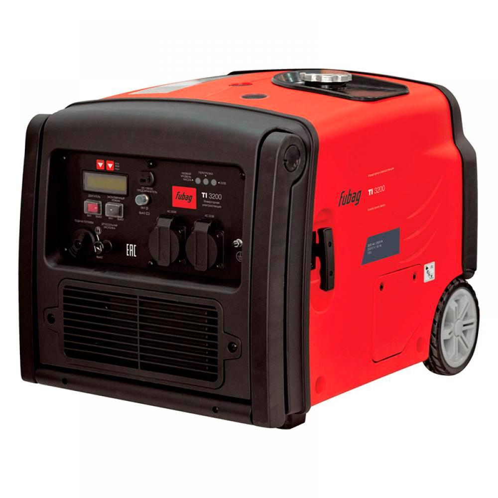 Генератор Fubag TI 3200 бензиновый инверторный