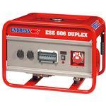 Генератор бензиновый Endress ESE 606 DSG-GT ES Duplex