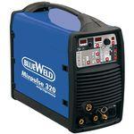 Инверторный сварочный полуавтомат BlueWeld Mixpulse 320