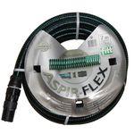 """Шланг всасывающий c обратным клапаном 1"""" 7м FITT ASPIRFLEX"""