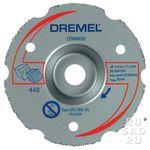 Отрезной круг многофункциональный Dremel DSM600