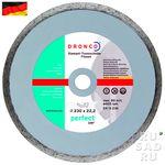 Алмазный диск 200х25,4мм Dronco Perfect GRF