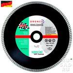 Алмазный диск 200х25,4мм Dronco Special GRF Express