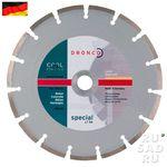 Алмазный сегментный диск 125мм Dronco Special LT56