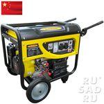 Генератор бензиновый HT 7800LX GenHolm 6 кВт