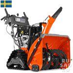 Снегоуборщик бензиновый гусеничный Husqvarna ST 327PT