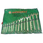 Набор комбинированных ключей Jonnesway W26114S