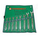 Набор комбинированных ключей Jonnesway W264108PRS
