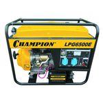 Генератор бензин-газовый Champion LPG 6500E