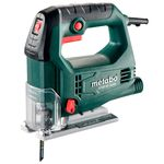 Электрический лобзик Metabo STEB 65 Quick + кейс