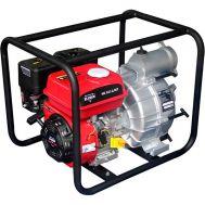 Мотопомпа бензиновая Elitech МБ 810 Д 80 Г для грязной воды
