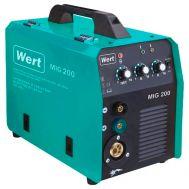 Инверторный сварочный полуавтомат Wert MIG 200