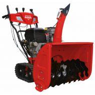 Снегоуборщик гусеничный Elitech СМ 12ЭГ бензиновый самоходный