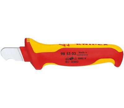Нож для снятия изоляции VDE Knipex 985303