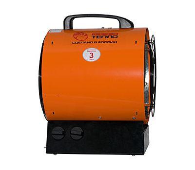 Тепловентилятор Профтепло ТТ- 6Т апельсин