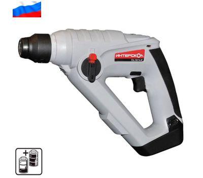 Перфоратор Интерскол ПА-10/14.4Р аккумуляторный