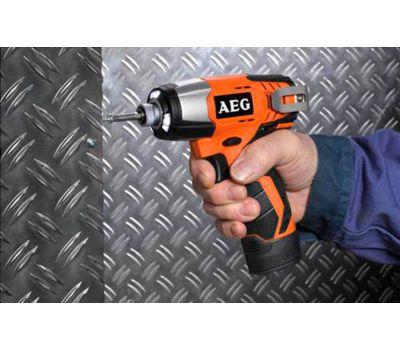 Гайковерт AEG BSS12C LI-202C аккумуляторный