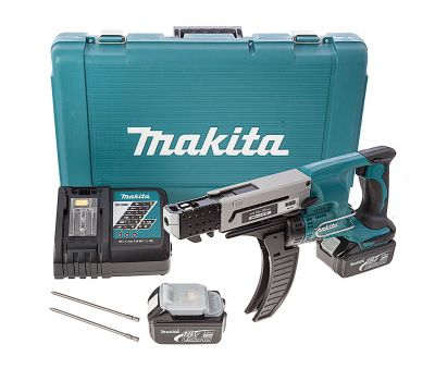 комплектация Makita DFR550RFE