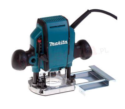 Makita RP0900K с направляющей линейкой
