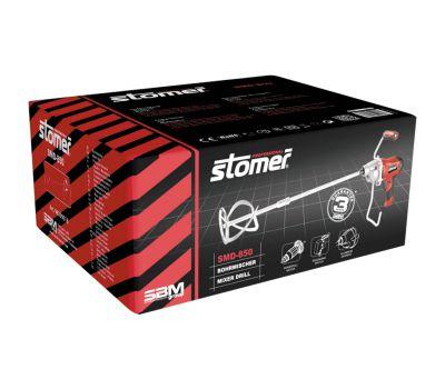 Дрель-миксер Stomer SMD-850 в коробке