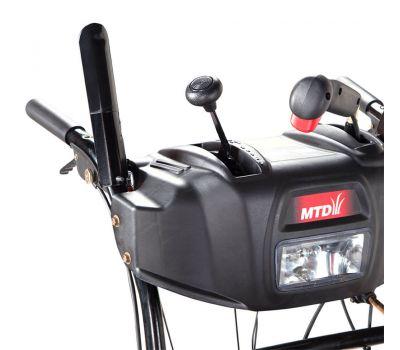 Снегоуборщик MTD OPTIMA ME 66 T гусеничный бензиновый самоходный